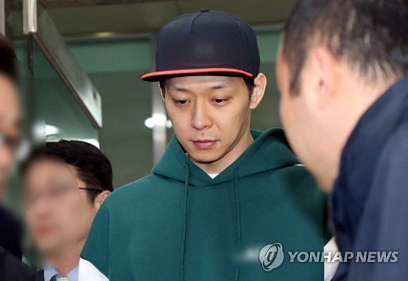 Yoochun bị tuyên bố dương tính với ma túy đá, cảnh sát xin lệnh bắt giữ-1