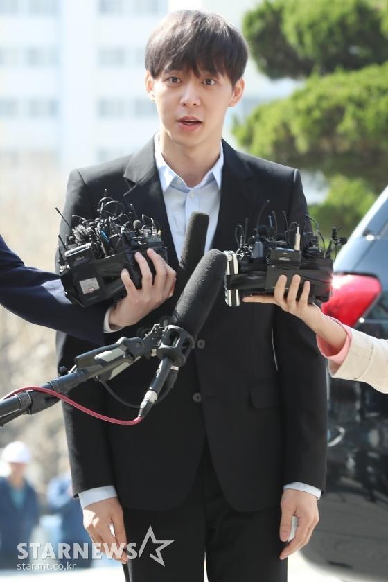 Yoochun bị tuyên bố dương tính với ma túy đá, cảnh sát xin lệnh bắt giữ-2
