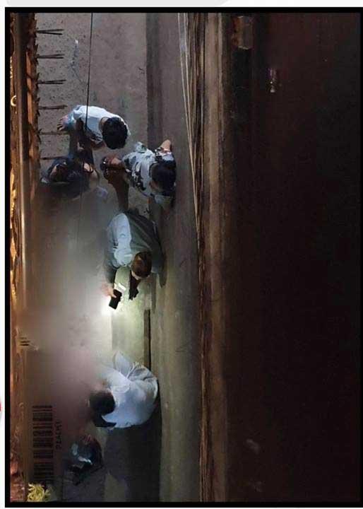 BIẾN CĂNG: Cặp đôi les cãi nhau trong đêm, một người nhảy lầu tự tử nhưng THOÁT CHẾT vì rơi trúng hàng rào-1