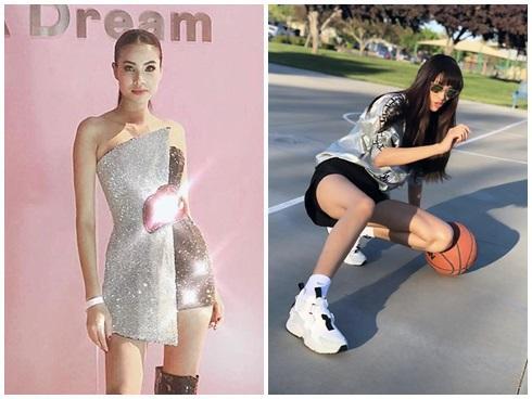 Không còn chút nào gương mặt hoa hậu quốc dân, Phạm Hương biến thành swag girl quá lạ lẫm-5