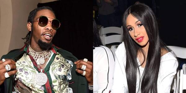 Ra MV đá xéo Nicki Minaj cùng vợ Cardi B chưa bao lâu, Offset đã chuẩn bị phải… đi tù?-1
