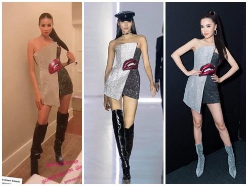 SAO ĐỤNG HÀNG THÁNG 4: Áp đảo Quỳnh Thư nhưng Đỗ Mỹ Linh vẫn phải nhường bước trước Hương Giang khi mặc chung váy-3