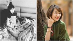 Cái nắm tay rất chặt của Hồ Ngọc Hà và câu chuyện tình bạn xúc động trước khi người mẫu Như Hương qua đời