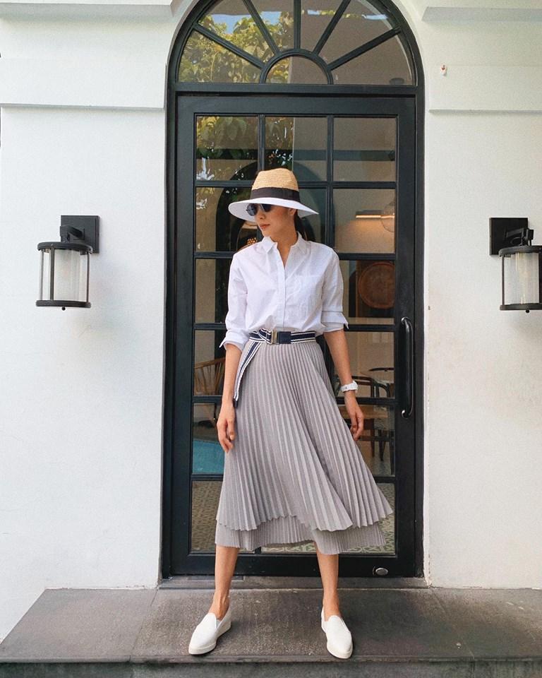 Thấy Tăng Thanh Hà ăn mặc quá chất, Ngô Thanh Vân muốn sắm ngay một bộ đồ y chang-1