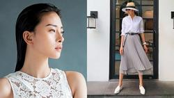Thấy Tăng Thanh Hà ăn mặc quá chất, Ngô Thanh Vân muốn sắm ngay một bộ đồ y chang