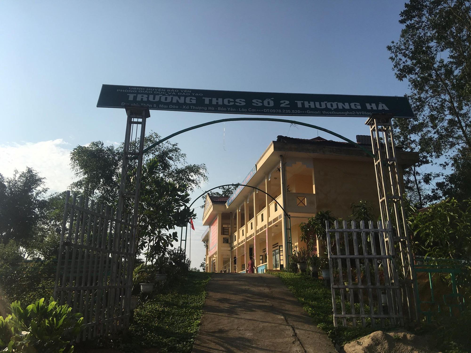 Vụ nữ sinh lớp 8 bị thầy giáo xâm hại đến có bầu: Chia sẻ gây sốc của Trưởng Phòng GD&ĐT về camera giám sát-1