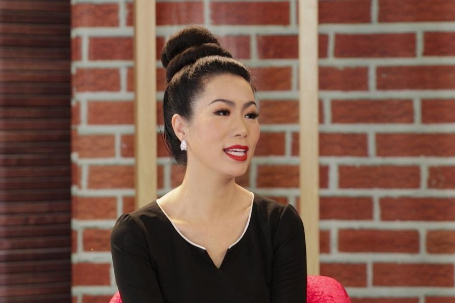 Á hậu Việt Nam Trịnh Kim Chi thừa nhận kinh doanh lỗ vốn và bị người khác chửi khùng-3