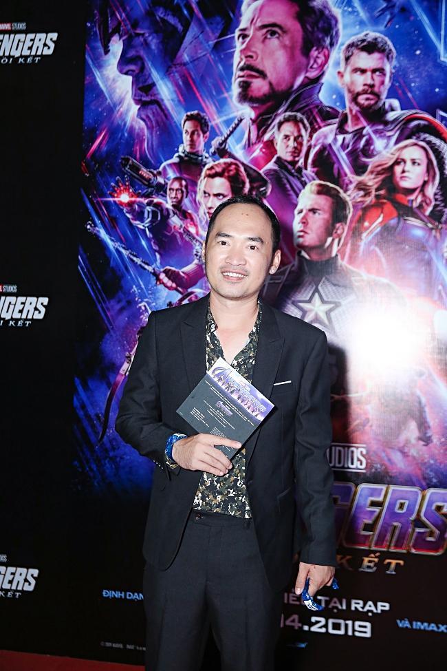 Dàn sao Việt chấp nhận nhịn đi vệ sinh trong 3 tiếng để xem Avengers: Endgame-8