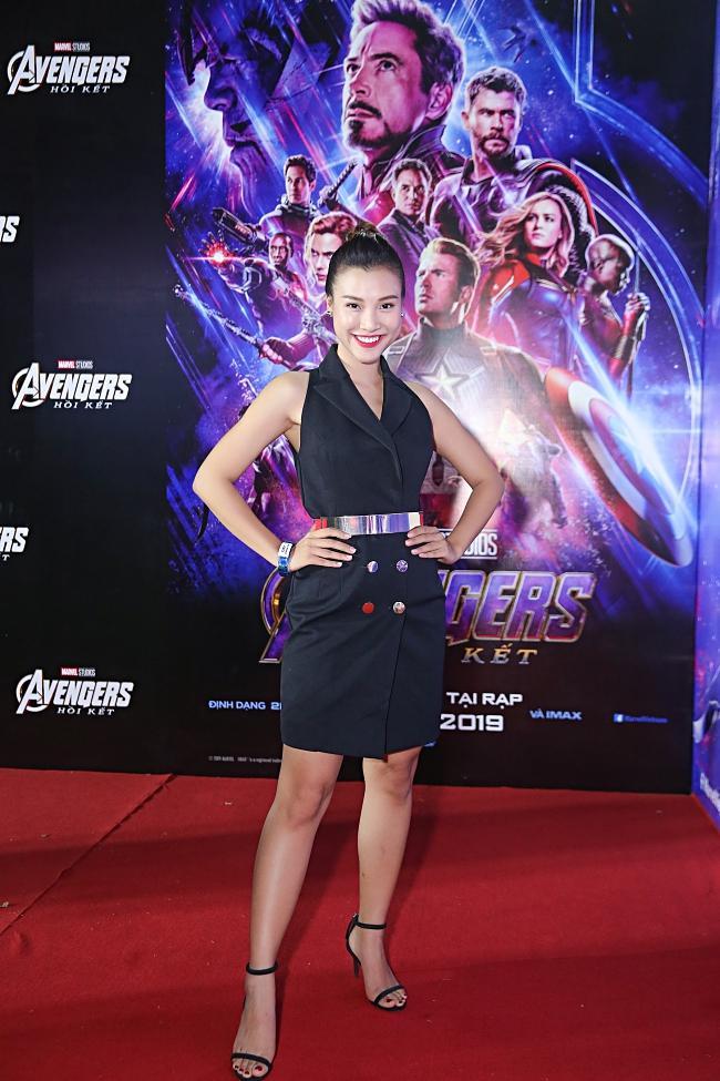 Dàn sao Việt chấp nhận nhịn đi vệ sinh trong 3 tiếng để xem Avengers: Endgame-7