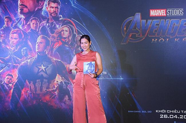 Dàn sao Việt chấp nhận nhịn đi vệ sinh trong 3 tiếng để xem Avengers: Endgame-5