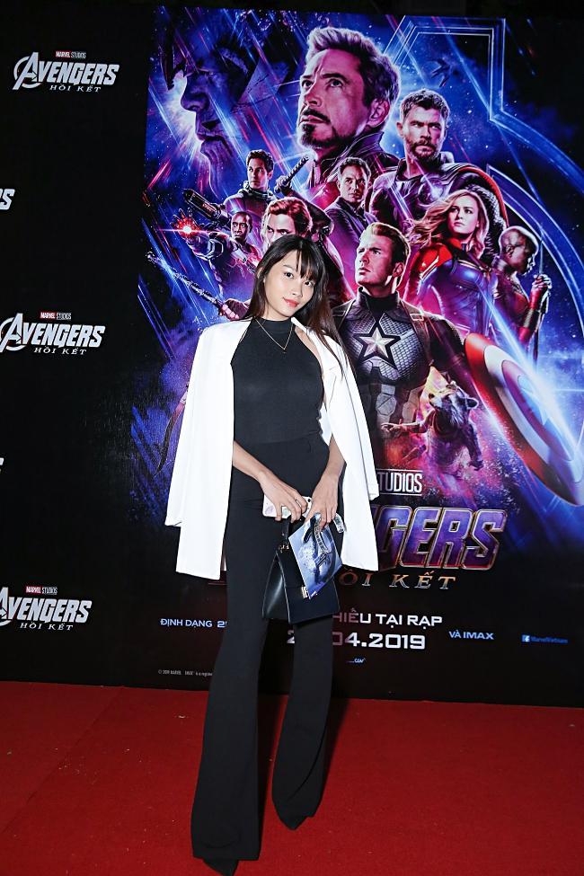 Dàn sao Việt chấp nhận nhịn đi vệ sinh trong 3 tiếng để xem Avengers: Endgame-15