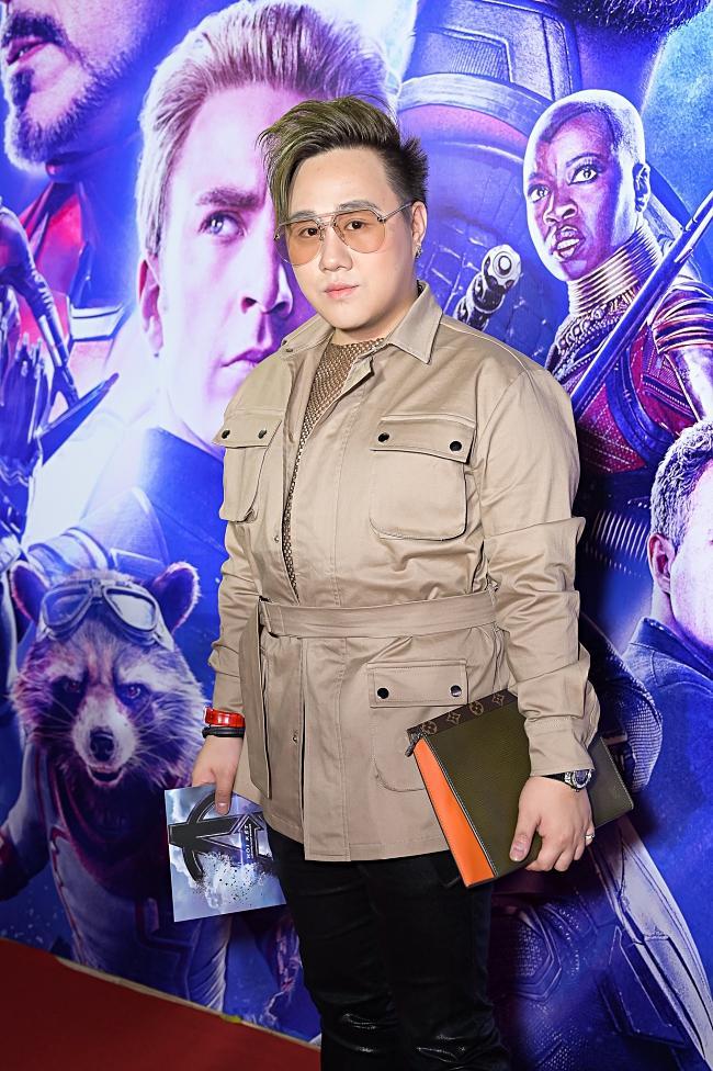 Dàn sao Việt chấp nhận nhịn đi vệ sinh trong 3 tiếng để xem Avengers: Endgame-16