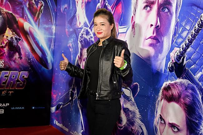 Dàn sao Việt chấp nhận nhịn đi vệ sinh trong 3 tiếng để xem Avengers: Endgame-11