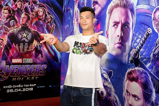 Dàn sao Việt chấp nhận nhịn đi vệ sinh trong 3 tiếng để xem Avengers: Endgame-10
