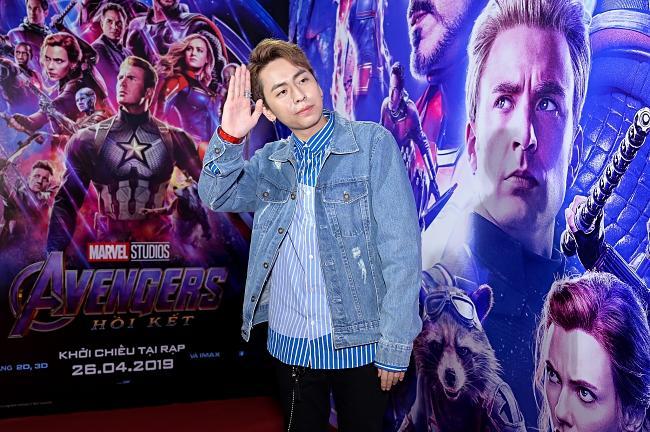 Dàn sao Việt chấp nhận nhịn đi vệ sinh trong 3 tiếng để xem Avengers: Endgame-18