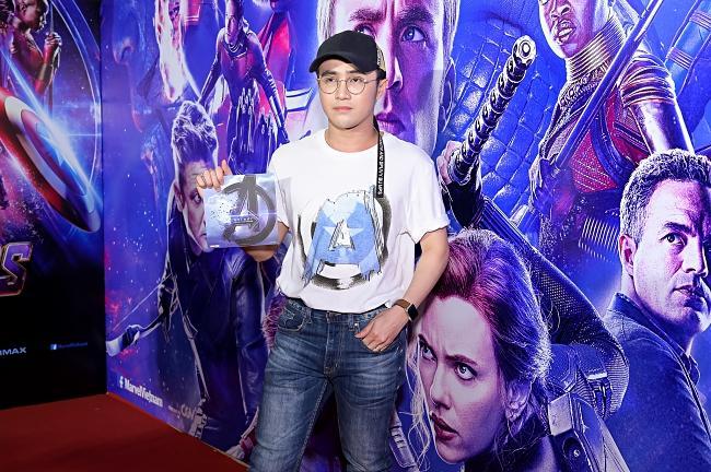 Dàn sao Việt chấp nhận nhịn đi vệ sinh trong 3 tiếng để xem Avengers: Endgame-12