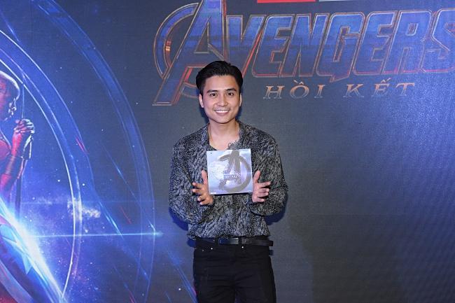 Dàn sao Việt chấp nhận nhịn đi vệ sinh trong 3 tiếng để xem Avengers: Endgame-20