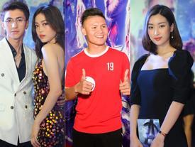 Dàn sao Việt chấp nhận nhịn đi vệ sinh trong 3 tiếng để xem 'Avengers: Endgame'