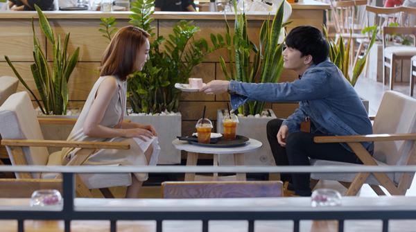 Lan Ngọc và Bình An trao nhau nụ hôn đầu trong tập 53 Mối Tình Đầu Của Tôi-1