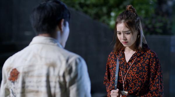 Lan Ngọc và Bình An trao nhau nụ hôn đầu trong tập 53 Mối Tình Đầu Của Tôi-4
