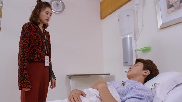 Lan Ngọc và Bình An trao nhau nụ hôn đầu trong tập 53 Mối Tình Đầu Của Tôi-6