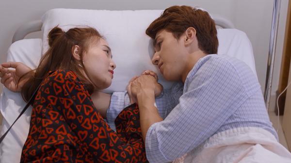 Lan Ngọc và Bình An trao nhau nụ hôn đầu trong tập 53 Mối Tình Đầu Của Tôi-7