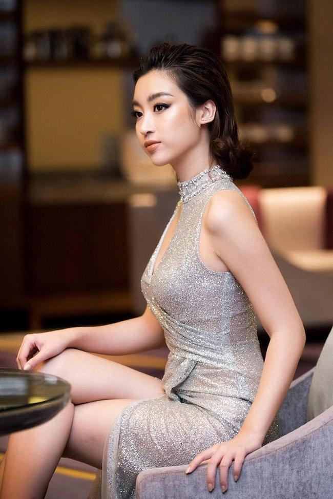 Vừa hết nhiệm kỳ, các Hoa hậu, Á hậu Việt Nam rũ bỏ kín đáo, trở nên sexy mê hồn-10