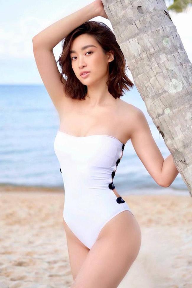 Vừa hết nhiệm kỳ, các Hoa hậu, Á hậu Việt Nam rũ bỏ kín đáo, trở nên sexy mê hồn-6