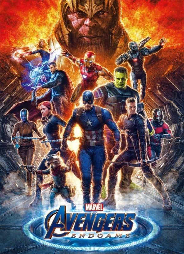 Vừa mở màn kỷ lục ở Trung Quốc, Avengers: Endgame đã bị quay lén-4