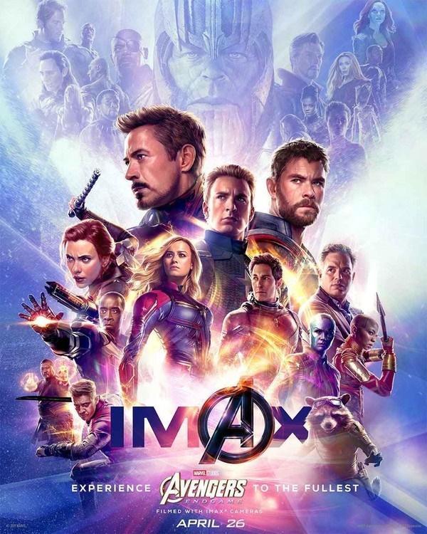 Vừa mở màn kỷ lục ở Trung Quốc, Avengers: Endgame đã bị quay lén-7