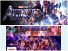 Vừa mở màn kỷ lục ở Trung Quốc, 'Avengers: Endgame' đã bị quay lén