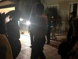 Hà Nội: Bố mẹ vắng nhà, bé gái 4 tuổi rơi từ tầng 12 chung cư xuống đất tử vong