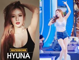 'Quả bom sexy' HyunA xác nhận tham gia WaterBomb 2019, hứa hẹn màn trở lại nóng bỏng hơn bao giờ hết