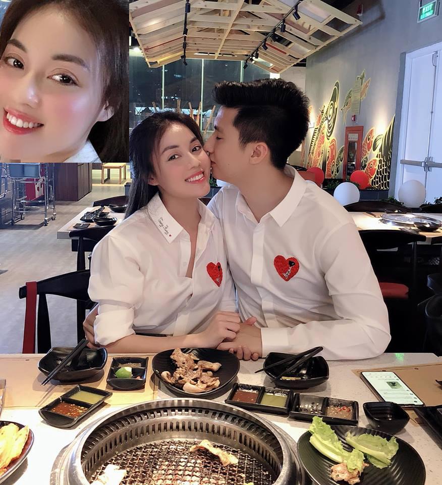 Đăng ảnh tình tứ với bạn trai mới, con dâu hụt của nghệ sĩ Hương Dung bị phát hiện điểm lạ trên gương mặt-4