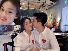 Đăng ảnh tình tứ với bạn trai mới, con dâu 'hụt' của nghệ sĩ Hương Dung bị phát hiện điểm lạ trên gương mặt