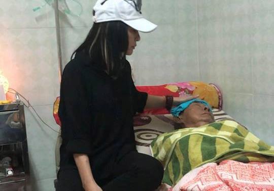 Nghệ sĩ Lê Bình bị xuất huyết dạ dày, gia đình ngừng nhận quyên góp-1
