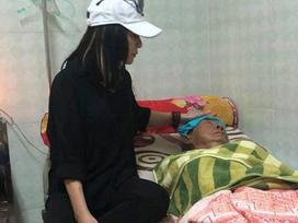 Nghệ sĩ Lê Bình bị xuất huyết dạ dày, gia đình ngừng nhận quyên góp