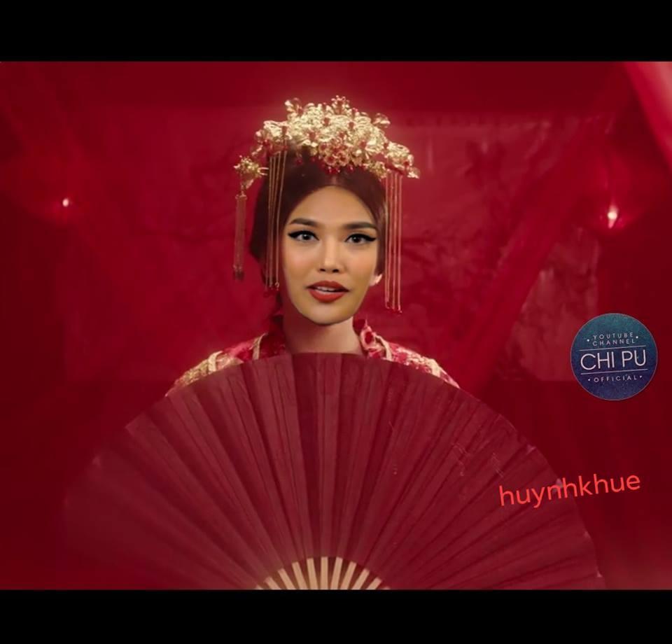Thay Chi Pu vào vai Cám trong MV mới, Lan Khuê suýt khiến vua ngất với biểu cảm không thể hài hơn-6
