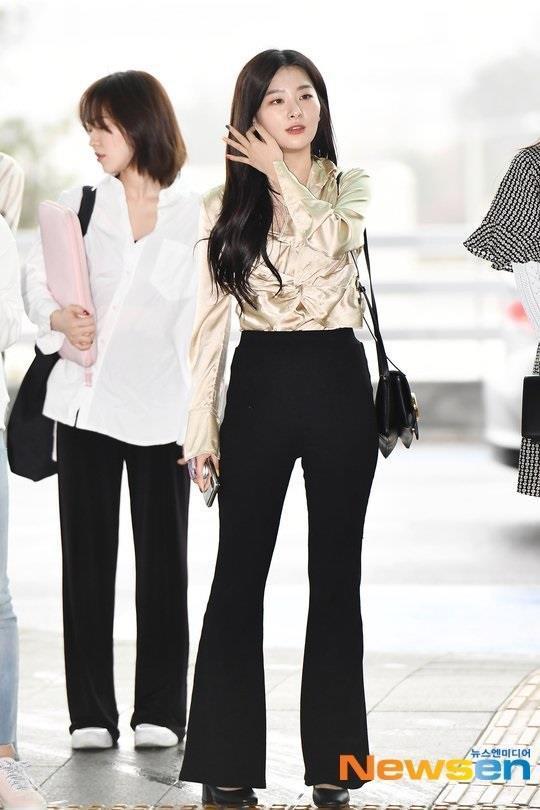 Mỹ nữ thân hình gợi cảm của Kpop xinh đẹp trên đường đến Việt Nam-6