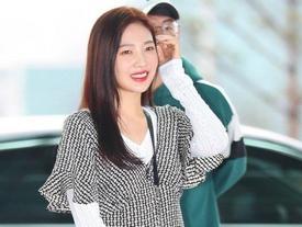 Mỹ nữ thân hình gợi cảm của Kpop xinh đẹp trên đường đến Việt Nam