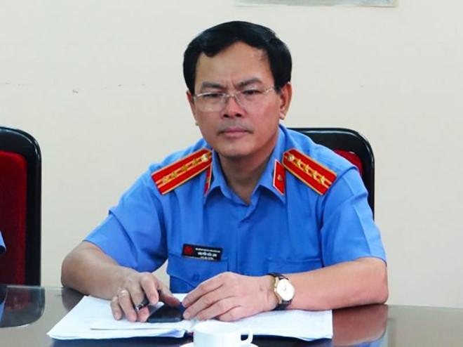 Xác minh lý lịch bị can Nguyễn Hữu Linh-1