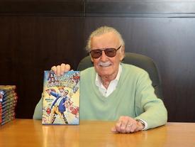 Sau Avengers: Endgame, sẽ có phim về 'cha đẻ' Marvel Stan Lee