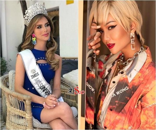 Khoe diện mạo mới với tóc bạch kim, HHen Niê khiến một dàn hoa hậu trên thế giới phải trầm trồ khen ngợi-5