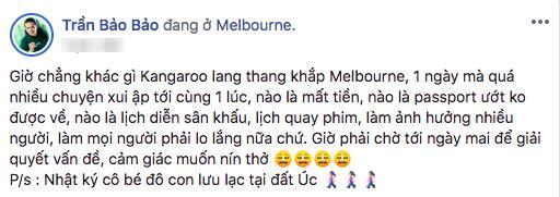 Đi lưu diễn mà shopping như đi buôn, BB Trần bất ngờ bị giữ lại Úc vì lý do chẳng ai ngờ-1