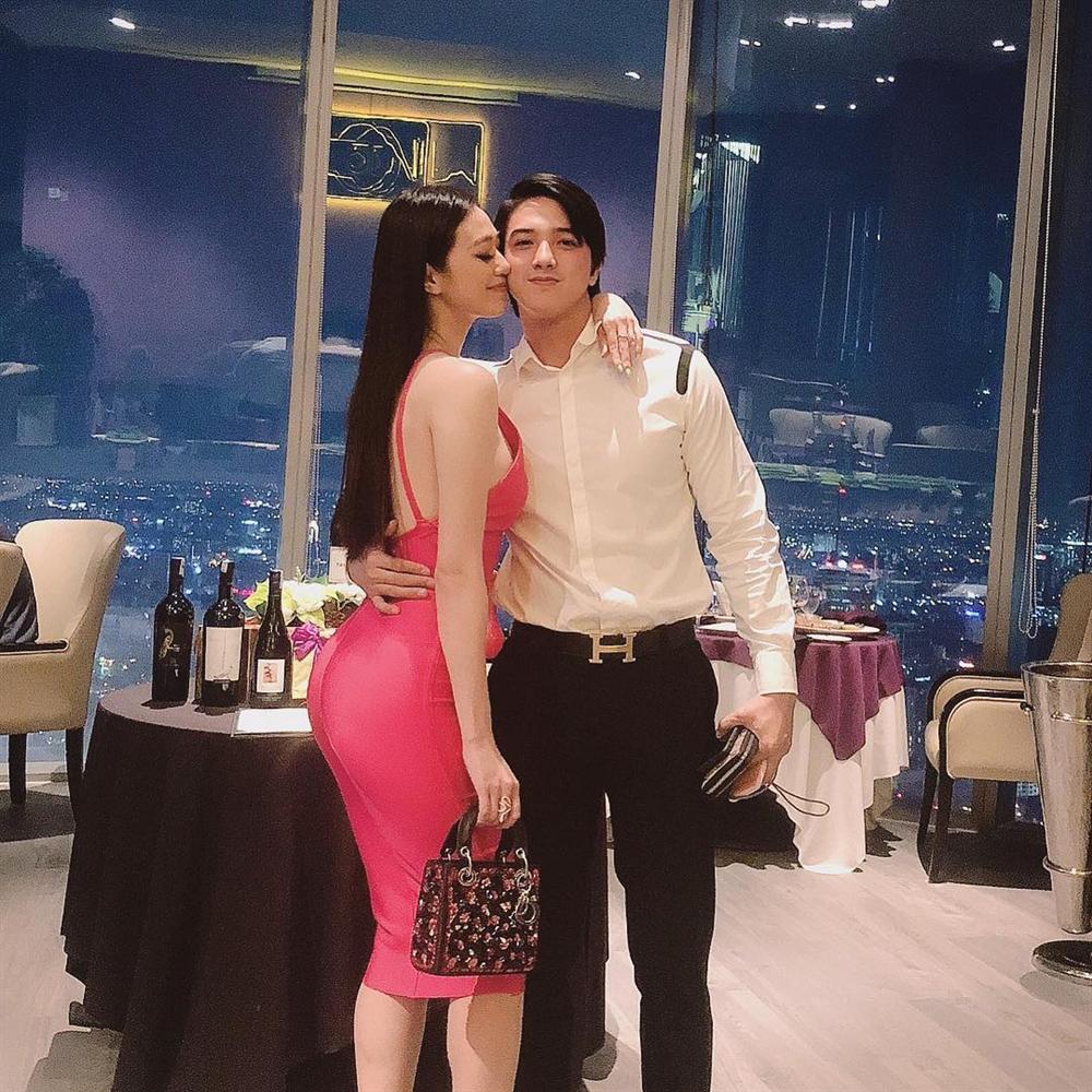 Người đẹp từ chối Trường Giang chuẩn bị phòng đẹp như tân hôn chỉ để mừng sinh nhật bạn trai Tiến Vũ-1