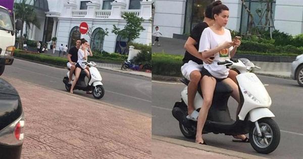 Nói không với mũ bảo hiểm khi xuống phố, dàn sao Việt gây phẫn nộ vì biết luật nhưng vẫn phạm luật-4