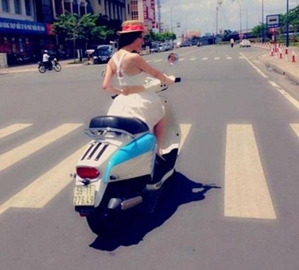 Nói không với mũ bảo hiểm khi xuống phố, dàn sao Việt gây phẫn nộ vì biết luật nhưng vẫn phạm luật-7