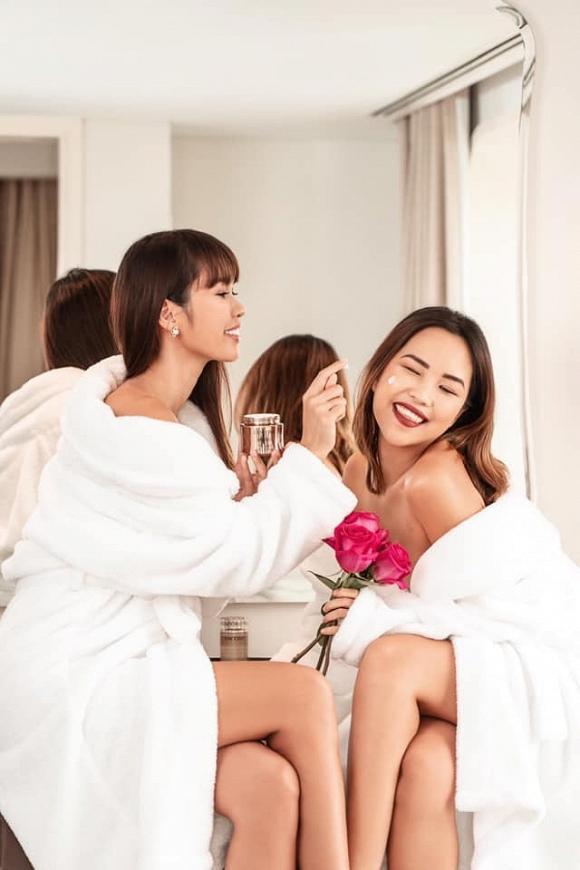 Chia tay bạn trai chung quốc tịch, em gái siêu mẫu Hà Anh vui duyên mới với cuộc tình xuyên biên giới-1