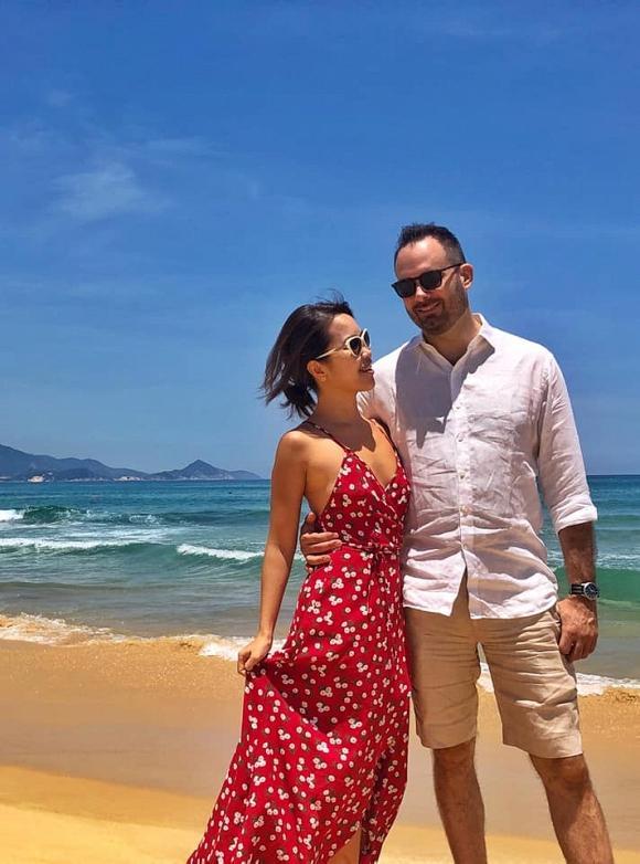 Chia tay bạn trai chung quốc tịch, em gái siêu mẫu Hà Anh vui duyên mới với cuộc tình xuyên biên giới-5