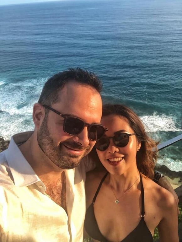 Chia tay bạn trai chung quốc tịch, em gái siêu mẫu Hà Anh vui duyên mới với cuộc tình xuyên biên giới-8